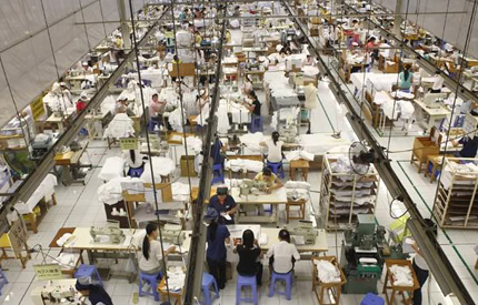 garment industry production system This chapter deals with production planning in the apparel industry a brief background about production systems and various types of production systems are dis.