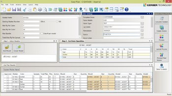 Gerber Technology's AccuMark 10 Increases Productivity