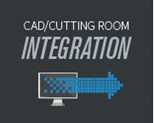 CAD-Cut Room Integration